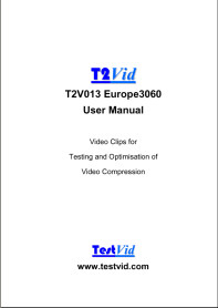 T2V013 Europe3060 manual extract 38 pages rdcd